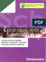 (Varios) ¿Por Que Leer a Schmitt Hoy.pdf