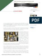 Samsung LN32C450E1V No Pasa de Standby _ Laboratorio Electrónico __ Fallas Electrónicas Resueltas