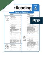 Advantage Reading Grade 4 Sample Pages