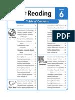 Advantage Reading Grade 6 Sample Pages