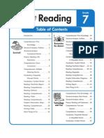 Advantage Reading Grade 7 Sample Pages