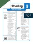 Advantage Reading Grade 8 Sample Pages