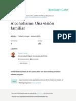 Alcoholismo Una Vision Familiar