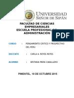Monografia - Fenomeno El Niño - Lambayeque