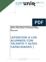 NIÑOS CON ALTAS CAPACIDADES CONCLUSIONES.doc