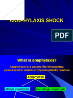 Anaphylaxis Shock