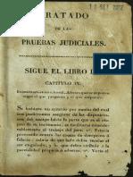 Tratado de Las Pruebas Judiciales v.2