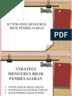 20160411140415k 7 Strategi Mengurus Bilik Pembelajaran
