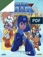 Mega Man - The Board Game - Rulebook