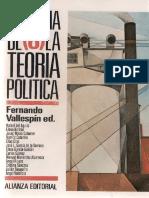 Vallespin Fernando (1995) Historia de La Teoría Política 6. Madrid.