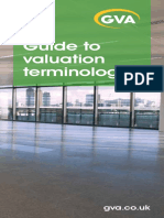 Our Guide to Valuation Terminology