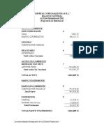 Ejemplo Eeff Empresa Corpoamazonia Srl 2012(1)