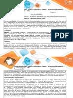 Guía de Actividades y Rúbrica de Evaluación - Fase 3 - Contextualización Alternativas Para Grado