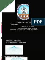 Examen Disaco i 2014-2