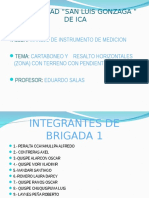 CARTABONEO brigada 1