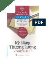 Cẩm nang kinh doanh Harvard - Kỹ năng thương lượng.pdf