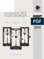 ANYCUBIC Kossel Manual