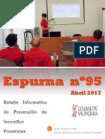 Boletín Espurna Abril 2017