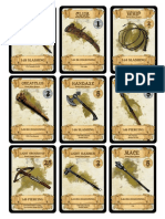 Weapon Cards