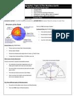 Earthquakes IGCSE Revision