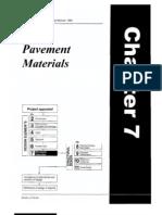 Tanzania Pavement & Materials Design Manual 1999 Chapter 7 - Pavement Materials