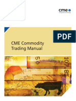 c Me Commodity Trading Manual
