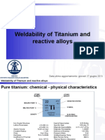05a - Weldability of Ti, Zr and Ta Alloys (2013)