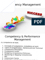Competency Managementt