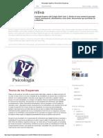 Psicología Cognitiva_ Teoría de los Esquemas.pdf