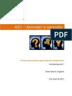 SALIETTI_18GEIN_AG1 - Aprender a Aprender