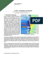 JRC_Report_20150917 Chile Earthquake Tsunami