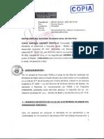 Excepcion Falta Legitimidad Para Obrar-habeas Data