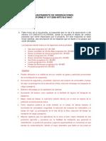 Observaciones Ambiental Informe 017-2006