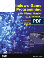 Windows Game Programming With Visual Basic