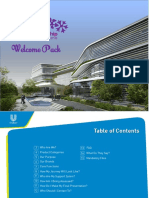 Welcome Pack ULIP