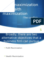 Profitmaximizationvswealthmaximization 150715052516 Lva1 App6892 (1)