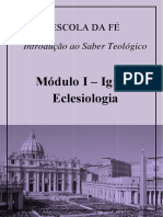 Módulo I - Eclesiologia