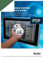BEIJER - iX HMI Softcontrol