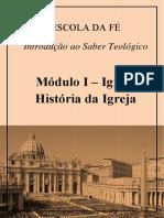 Módulo I - História Da Igreja