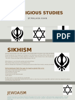 Religious Studies revision