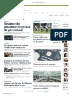 Jornal O Globo _ 15-05