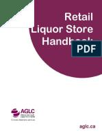 Retail Liquor Stores