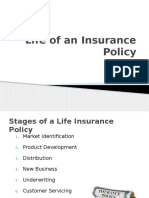 Life of an Insurance Policy