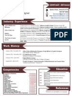 Hassey Film and TV CV