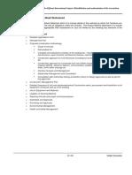 Method Statement Index