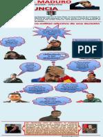 El cerco politico, militar y afectivo de La Renuncia