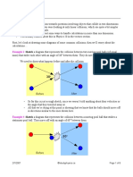 2d collision examples