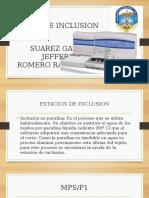 Estacion de Inclusion