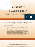 Business Statistics - Logistic Regression (Part 2) - Old