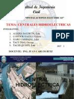 Expo Electricas Centrales H.